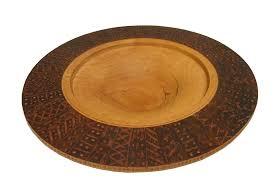 designer bowl wooden serving bowl bowl 002 o