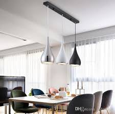 hanging lights for dining room