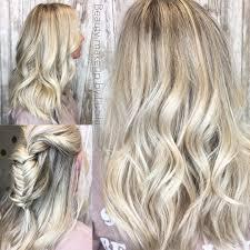Highlights Blonde Hair