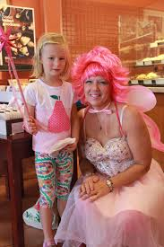 Fairy spreads Breast Cancer Awareness at Panera | Community News ...