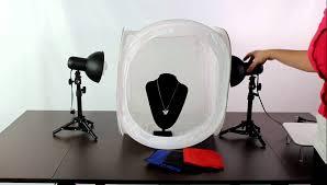 cowboystudio com shows you mini table top kit jewelry display 17 photo tent you