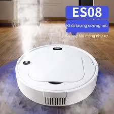 Robot quét nhà tự động phun xịt khử trùng quét, lau và hút bụi Máy tất cả  trong một thông minh năm tại Hà Nội