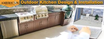 outdoor kitchen design outdoor kitchen design and installation
