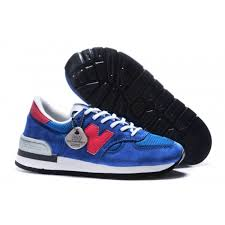 new balance 990 mens. cheap new balance 990 mens made in usa royal blue/red shoes