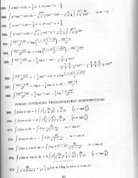 Integration Chart Calculus Parts And More Parts Teaching Calculus