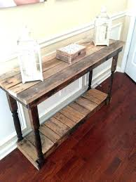 Image Entrance Wood Hangngayinfo Wood Entry Table Wood Entry Table Enchanting Rustic Console Table