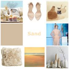 Sand Jan Groenhart - http://mapacte3.com/index.php/  Color Trends PantoneSands