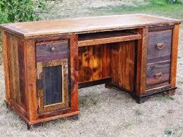 rustic wood office desk. Rustic Wooden Office Desk Wood S