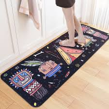 kitchen floor mats. Interesting Kitchen MDCT Indian Tribal Civilization Pattern Floor Mat Parlor Bedroom Living  Room Kitchen Mats Anti And
