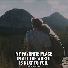 Love Couple Quotes Classy Love Quotes For Couples Mesmerizing My Favorite Place In All The