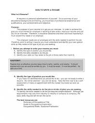 How To Write Education On Resume How To Write An Educationalesume Background Education Sample Cover 12