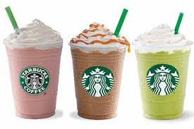 Image result for types of  starbucks coffee