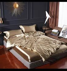 luxury bed sheets set furniture beds