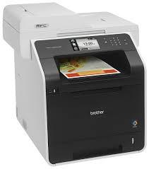 Amazon Com Brother Printer Mfc L8850cdw Wireless Color Laser Small Business Color Laser Printer Comparisonl L