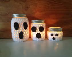 Diy Decorative Mason Jars Mason Jar Halloween DIY Projects POPSUGAR Home 94