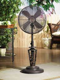 outdoor fan outdoor standing fans