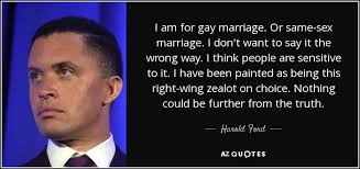 Gay quote right wingers