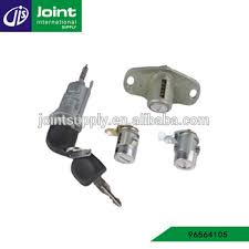 car door lock cylinder. Car Front Door Lock Cylinder Kit For Daewoo Matiz 96564105 Car 6