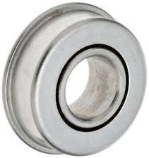 vxb bearings. lawn mower wheel precision sealed flanged ball bearing 1-3/8\ vxb bearings
