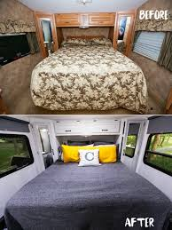 Renovating Bedroom Five Fifth Wheel Remodels You Dont Want To Miss Go Rving