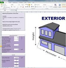 exterior house paint estimator calculator. paint calculator - 1 exterior house estimator r