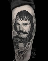 сделать тату москва тату салон Merk Tattoo