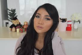 cara makeup untuk hari natal makeup tutorial bahasa dwiendah