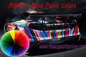 Maaco Paint Color Chart Maaco Paint Colors Auto Check Auto Car
