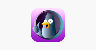 funky pigeon on the app