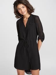 Fleur Little, black, dress - workwear for Busy women