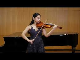 Priscilla Peters- Bach - YouTube