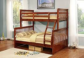 Image Badcock Image Unavailable Amazoncom Amazoncom Twin Over Full Bunk Bed With Builtin Ladder Kitchen