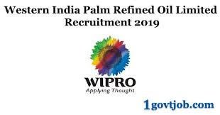 Obiee Developer Wipro Recruitment 2019 Obiee Developer Posts Government