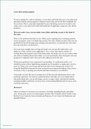 A Professional Cover Letter Samples Resume Cover Letters Or New How