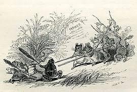 Αποτέλεσμα εικόνας για φωτό βατραχομυομαχία
