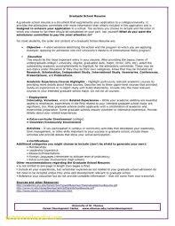 Nursing Graduate Resume Nursing Student Skills For Resume New Grad Rn Resume