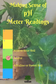 Measuring Moisture In House Plants And Ph In Your
