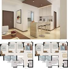 Another Modern Design HDB BTO 4 Room Flat With Open Concept 4 Room Flat Design