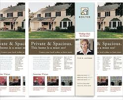 House Flyer Template Microsoft Word Real Estate Flyer Template Free