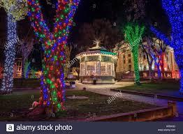 Prescott Az Christmas Tree Lighting Prescott Arizona Usa 10th December 2016 The Downtown