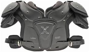 Xenith Xflexion Flyte Football Shoulder Pads Closeout Sale