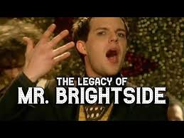 Mr Brightside Refuses To Leave The Charts And We Demand To