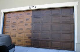 fiberglass garage doors color easy paint spanish style door