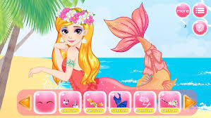 barbie mermaid makeup games mugeek vidalondon