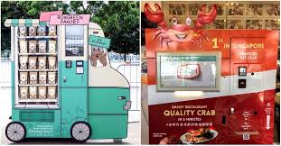Boxgreen Vending Machine Custom 48 Things You Wouldn't Expect To Find In Singapore's Vending Machines