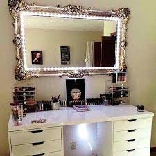 vanities ikea makeup vanity stool this mirror is perfect can easily do this with any