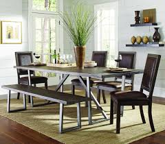 Elegant Apartment Size Dining Set Modern And Cool Small Dining Room Ideas  For Home ...