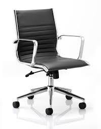 ritz medium backexecutive leather swivel office chair children s white swivel desk chair