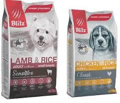 <b>Корм BLITZ</b> для <b>собак</b>: отзывы, где купить, состав