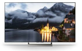 sony 65x900e. but we believe sony has the best processing and outer panel of 4k tvs, so for 1080p lower signals this tv outperforms lg oled. 65x900e o